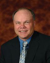 Rich County Commissioner Bill Cox