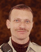 Rich County Sheriff Dale Stacey