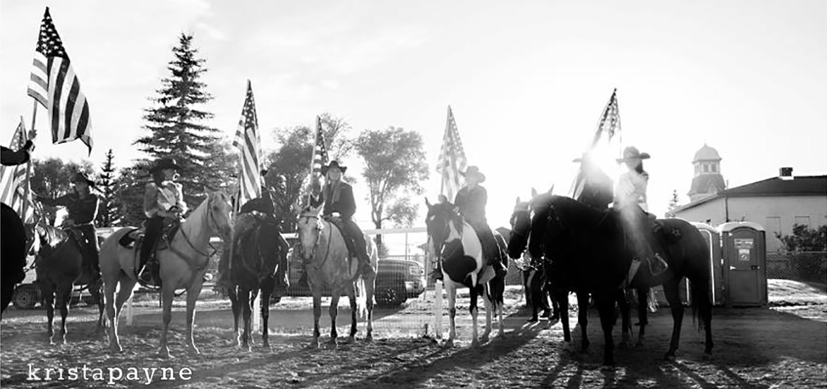 Rich County Fair & Rodeo in Randolph Utah. Photo by Krista Payne